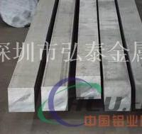 进口铝棒 6082铝方棒