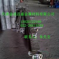 日照7075铝无缝管,挤压铝管价格