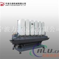 六砂输送带水磨拉丝机 :LY3156