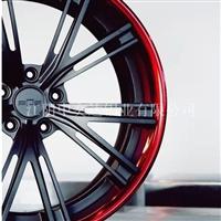 双色氧化铝合金汽车轮毂