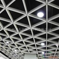 地铁站铝格栅天花吊顶