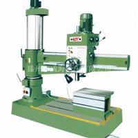 (机械)50摇臂钻重型结构