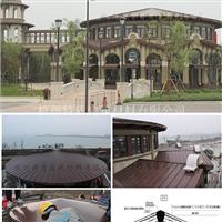 25400矮立边铝镁锰彩钢钛锌板铜板屋面板