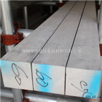 环保6061铝排 工业铝方棒材