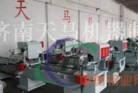杭州加工铝门窗的一套设备包括几台机器