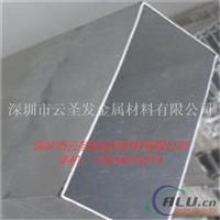 3003喷砂铝方管