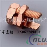 TJ铜螺栓线夹