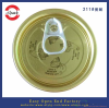 211 tinplate easy open end