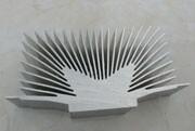 厂家供应异型散热器铝型材