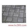 供应销售1060H24花纹铝板 五条筋花纹板