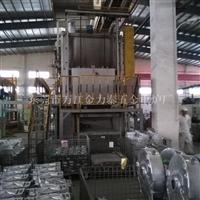 天然气连续铝合金热处理炉