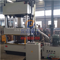 長期供應五金配件用400噸四柱液壓機