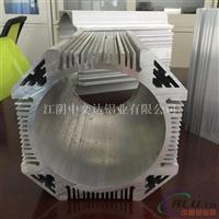 大截面高難度電機殼鋁型材供應