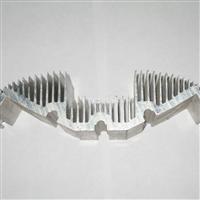 散热器铝型材生产加工厂家18961616383