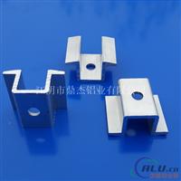 太阳能铝边框 光伏铝支架 铝合金导轨厂家