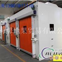 馨地果专业生产铝合金框架焊接弧光防护门