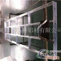 6061铝木复合建筑模板加工