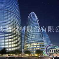 建筑領域建筑型材,鋁型材