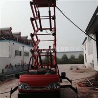 8米升降机 铝合金电动升降台