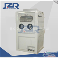 箱式环保喷砂机1 JZB1000