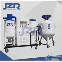 分體循環回收式噴砂機JZF800型