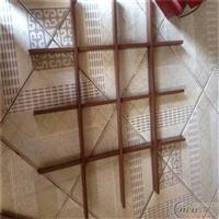 铝格栅吊顶材料铝格栅安装厂家
