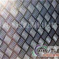 6063五条筋花纹铝板型号