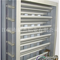 专业供应华东地区铝合金百叶窗