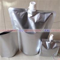 供应站立铝箔袋吸嘴铝箔袋