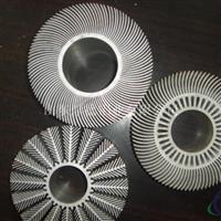 1060、1070、6063鋁型材散熱片