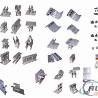 yx65400直立鎖邊屋面板抗風夾具