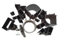 工业型材铝挤压 铝型材后续加工