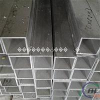 四川6063铝方通现货 铝合金方管厂家