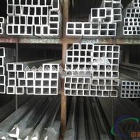 自贡6063铝方通现货 铝合金方管厂家