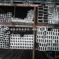 泸州6063铝方通现货 铝合金方管厂家