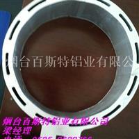 铝水循环电机壳