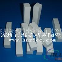 耐高温陶瓷板 氧化铝陶瓷块