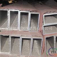 湖北工业铝型材6063工业铝方管
