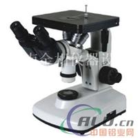 双目倒置金相显微镜4XB价格