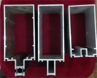 氟碳喷涂明框幕墙型材