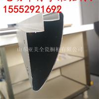 菏泽电动车行李架铝材6米收缩膜