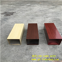 防火防潮木纹铝方通生产厂家