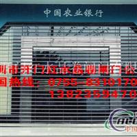 深圳沙井抗风不锈钢卷闸门