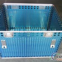 铝箱厂家 花纹铝板箱 工具箱