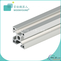 常用铝型材设备型材3030A铝型材