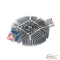 铝型材知名品牌医疗散热器铝型材