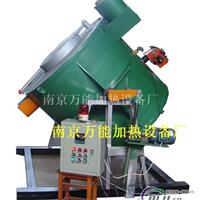 倾斜式熔铝炉 天然气熔铝炉价格