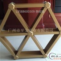 重庆三角型格栅厂家&18588600309