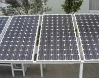 我公司自营和代理太阳能光伏组件