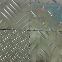 2024高强度耐磨花纹铝板 指针型